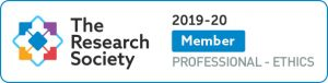 The Research Society member mark 2020